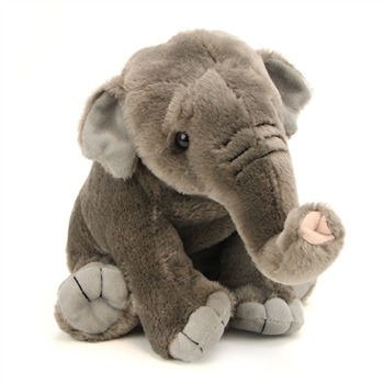 Cuddlekins Asian Elephant Stuffed Animal by Wild Republic