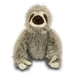Stuffed Sloth 12 Inch Cuddlekin by Wild Republic