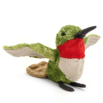 Stuffed Hummingbird Mini Cuddlekin by Wild Republic