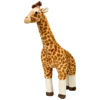 Big Stuffed Giraffe 25 Inch Cuddlekin by Wild Republic
