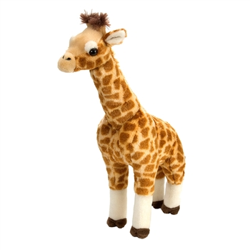 Stuffed Giraffe 17 Inch Cuddlekin by Wild Republic