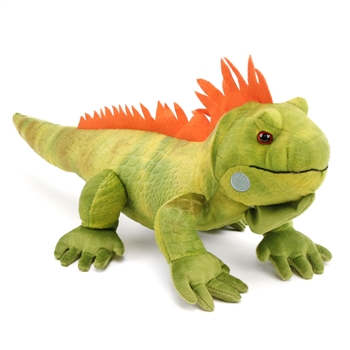 Stuffed Iguana 22 Inch Cuddlekin by Wild Republic