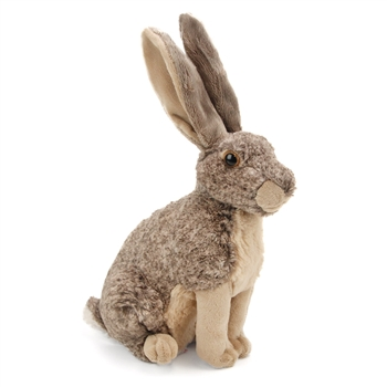 Cuddlekins Hare Stuffed Animal by Wild Republic