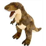 Medium Dinosauria T-Rex Stuffed Animal by Wild Republic