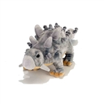 Medium Dinosauria Ankylosaurus Stuffed Animal by Wild Republic