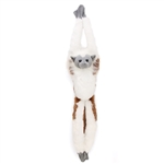 Hanging Cotton-Top Tamarin Stuffed Animal by Wild Republic