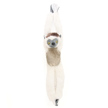Hanging Verreauxs Sifaka Stuffed Animal by Wild Republic