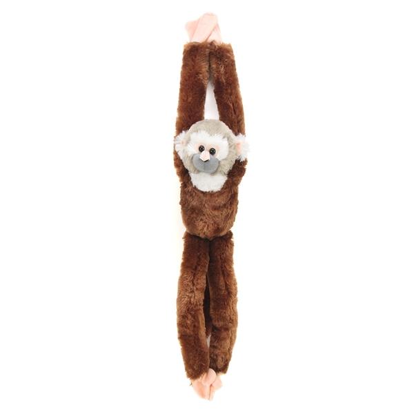 Hanging Squirrel Monkey Stuffed Animal By Wild Republic At Stuffed
