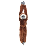 Hanging Lar Gibbon Stuffed Animal by Wild Republic