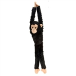 Hanging Chimpanzee Stuffed Animal by Wild Republic