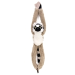 Hanging Ring-Tailed Lemur Stuffed Animal by Wild Republic