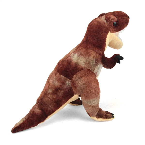 6552d40a85d Small Dinosauria T-Rex Stuffed Animal