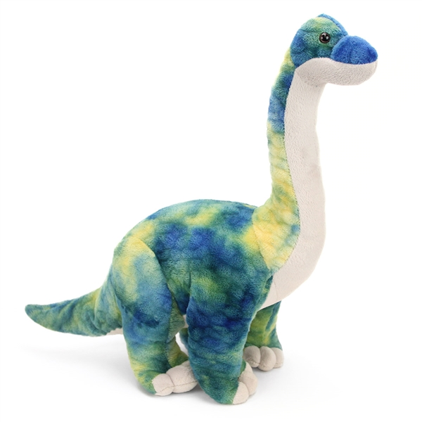 Large Dinosauria Brachiosaurus Stuffed Animal Wild Republic