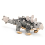 Small Dinosauria Anklyosaurus Stuffed Animal by Wild Republic