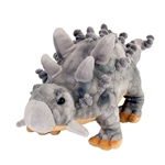 Large Dinosauria Anklyosaurus Stuffed Animal by Wild Republic
