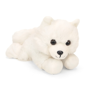 Hug Ems Small Arctic Fox Stuffed Animal by Wild Republic