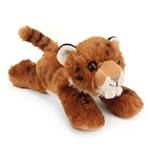 Hug Ems Small Tiger Stuffed Animal by Wild Republic