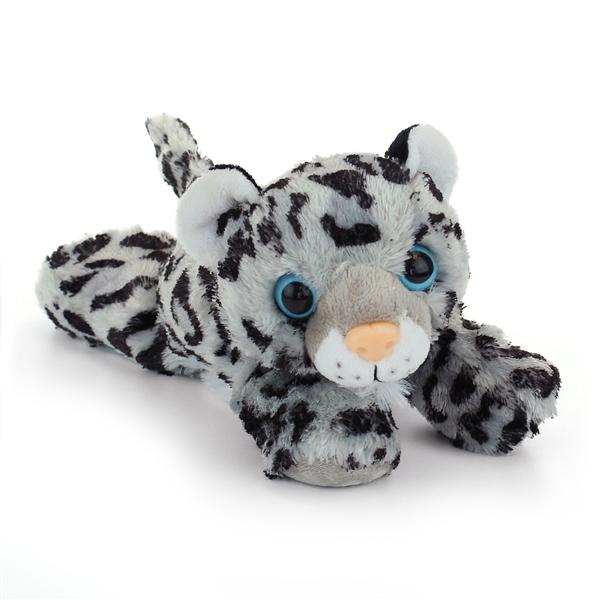 Hug Ems Small Snow Leopard Stuffed Animal By Wild Republic At