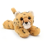 Hug Ems Small Cheetah Stuffed Animal by Wild Republic