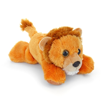 Hug Ems Small Lion Stuffed Animal by Wild Republic