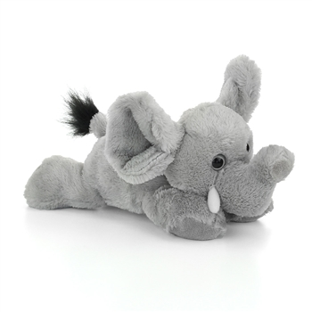 Hug Ems Small Elephant Stuffed Animal by Wild Republic