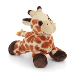 Hug Ems Small Giraffe Stuffed Animal by Wild Republic