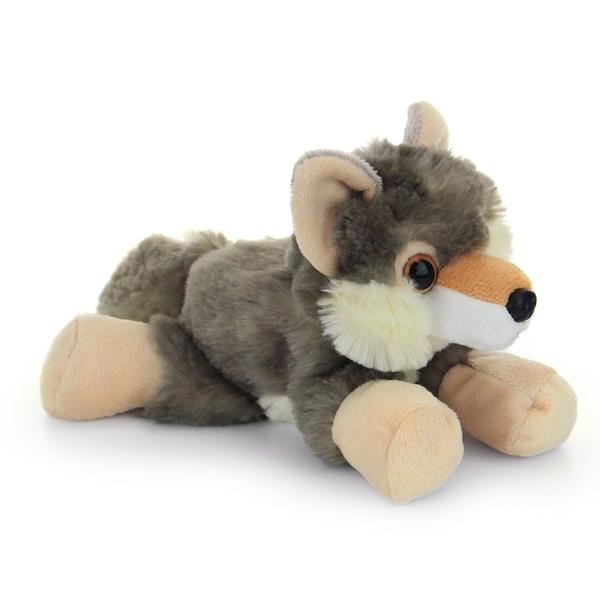 Wild Republic Hug Ems Wolf Plush Toy 16244