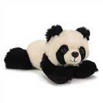 Hug Ems Small Panda Stuffed Animal by Wild Republic