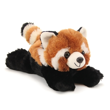 Hug Ems Small Red Panda Stuffed Animal by Wild Republic