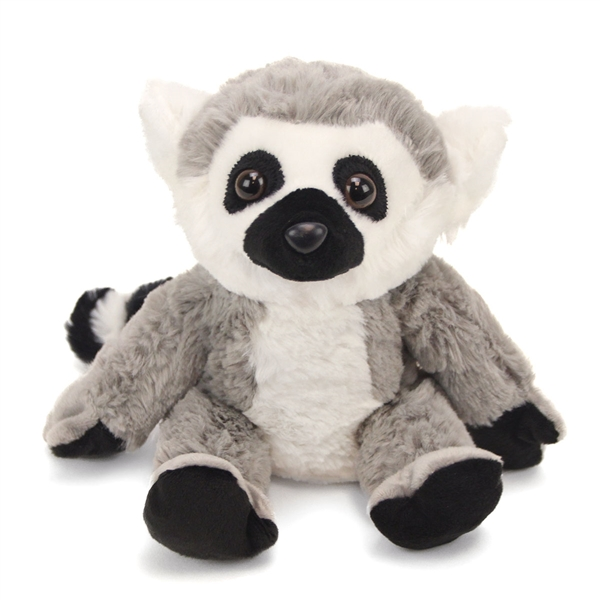 Small Ring Tailed Lemur Stuffed Animal Hug Ems By Wild Republic