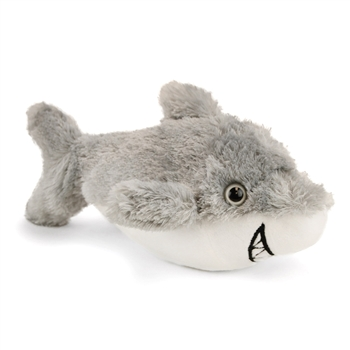 Hug Ems Small Shark Stuffed Animal by Wild Republic