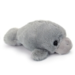 Hug Ems Small Manatee Stuffed Animal by Wild Republic