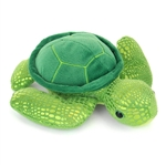 Hug Ems Small Sea Turtle Stuffed Animal by Wild Republic
