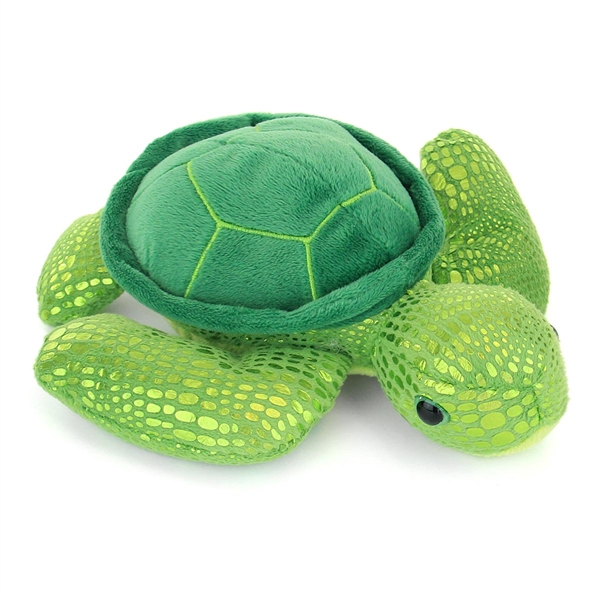 Hug Ems Small Sea Turtle Stuffed Animal By Wild Republic At Stuffed