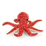 Hug Ems Small Octopus Stuffed Animal by Wild Republic
