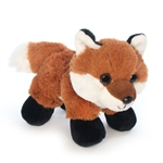 Hug Ems Small Fox Stuffed Animal by Wild Republic