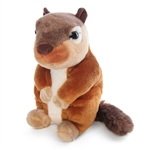 Stuffed Chipmunk Mini Cuddlekin by Wild Republic