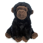 Stuffed Baby Gorilla Mini Cuddlekin by Wild Republic
