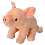 Stuffed Pig Mini Cuddlekin by Wild Republic