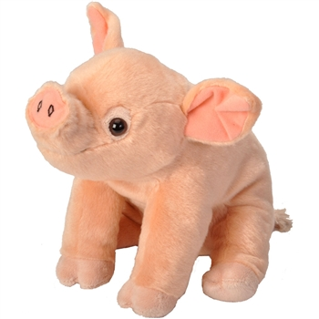 Cuddlekins Baby Pig Stuffed Animal by Wild Republic