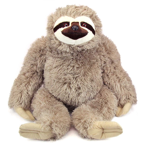Jumbo Plush Sloth Cuddlekin By Wild Republic Stuffed Safari