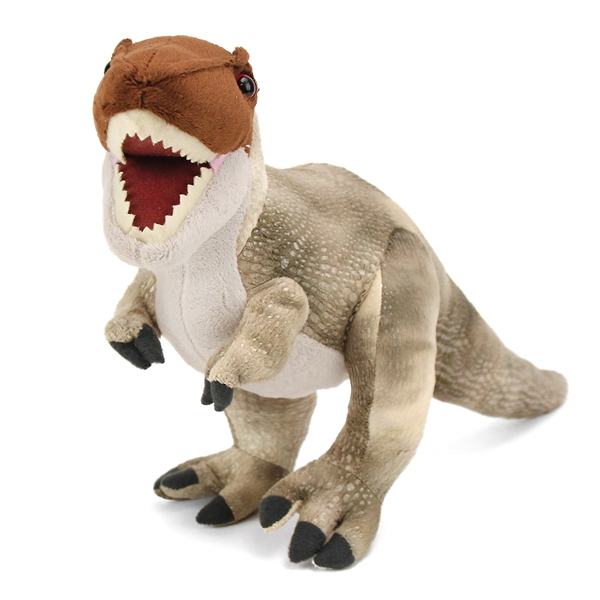 Realistic T Rex Stuffed Animal Dinosauria By Wild Republic