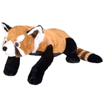 Jumbo Plush Red Panda 30 Inch Cuddlekin by Wild Republic