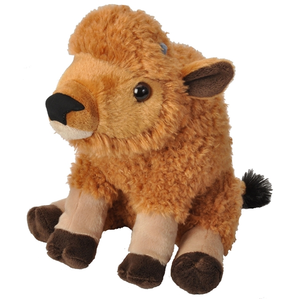 Buffalo Calf Stuffed Animal Cuddlekins By Wild Republic Stuffed