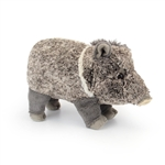 Cuddlekins Javelina Stuffed Animal by Wild Republic