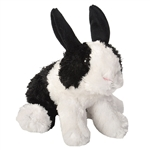 Hug Ems Small Dutch Bunny Stuffed Animal by Wild Republic