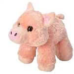 Hug Ems Small Pig Stuffed Animal by Wild Republic