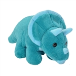 Small Plush Triceratops Lil Cuddlekins by Wild Republic