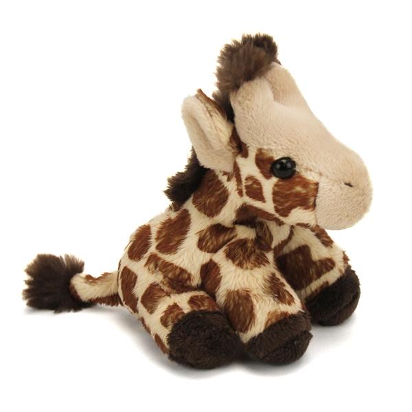 Small Plush Giraffe Lil Cuddlekins By Wild Republic Stuffed Safari