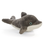 Small Plush Dolphin Lil' Cuddlekins by Wild Republic